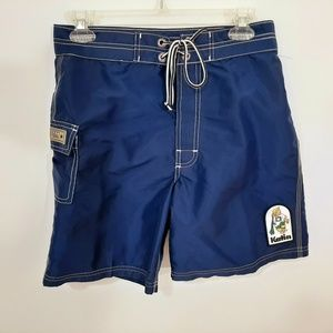 Katin Kontender Trunk Men's Nylon Boardshorts Size